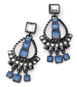 Lia Sophia, Dispatch Earrings - $58